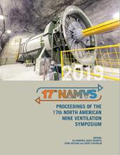 Image sur NAMVS: Proceedings of the 17th North American Mine Ventilation Symposium - Hardcover